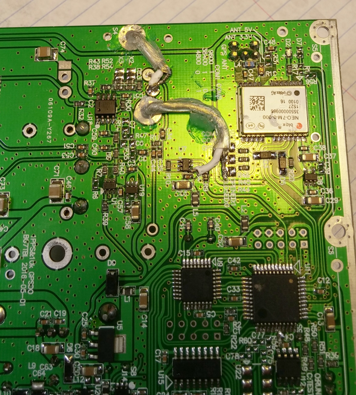A Cheap 10MHz Reference Distribution Amplifier